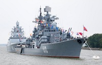 Nastoichivy Destroyer of Project 956 Sarych