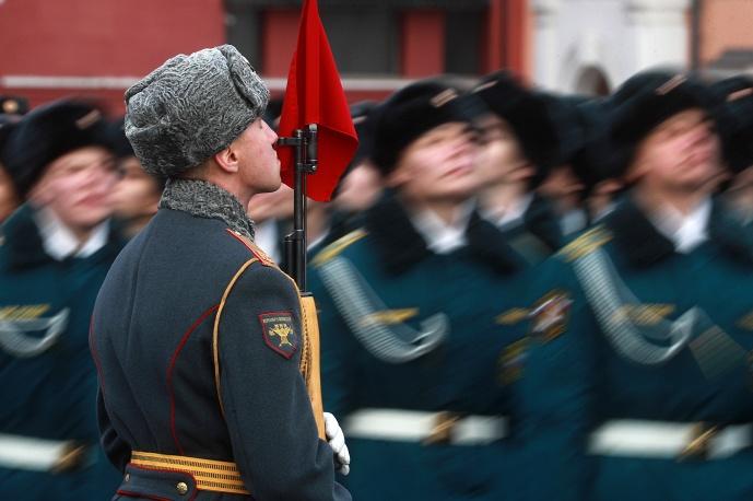 Мавзолей Ленина временно закроют для гостей
