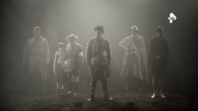 Русские рокеры коДню Победы перепели «Темную ночь»