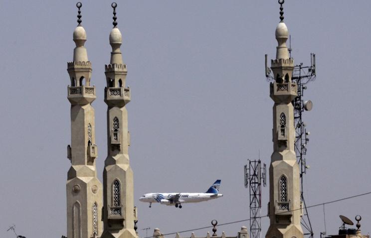 Названы сроки, когда наладится авиасообщения между Египтом иРоссией