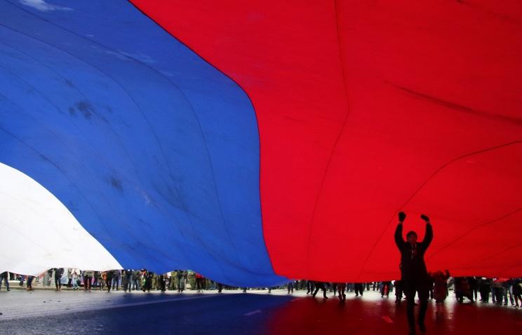 Опрос: Четверть граждан России уверена ввозникновении международной напряженности