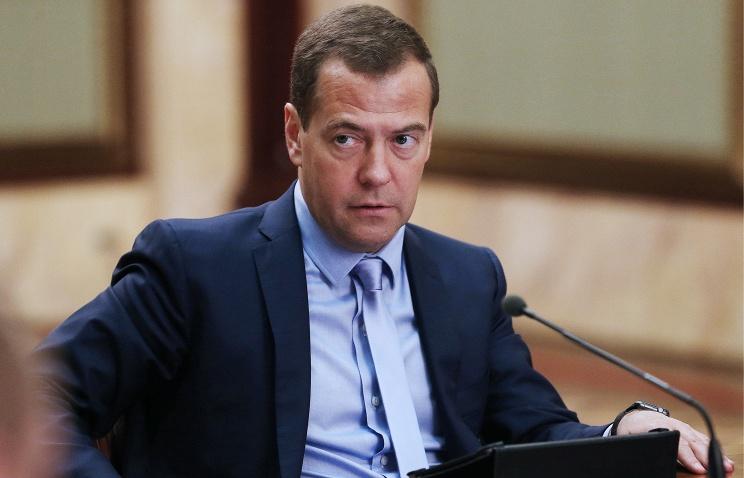 Премьер РФ Д. Медведев призвал увеличивать уровень жизни вИркутской области