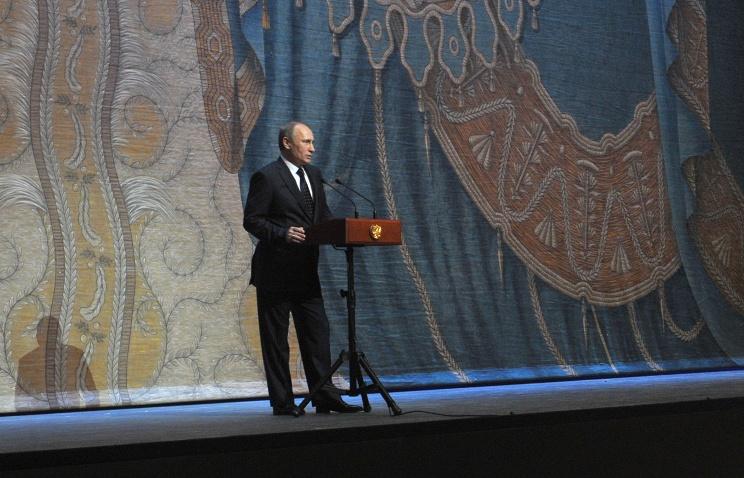 «Как вдзюдо»: Путин поручил выработать «критерии допустимого вискусстве»