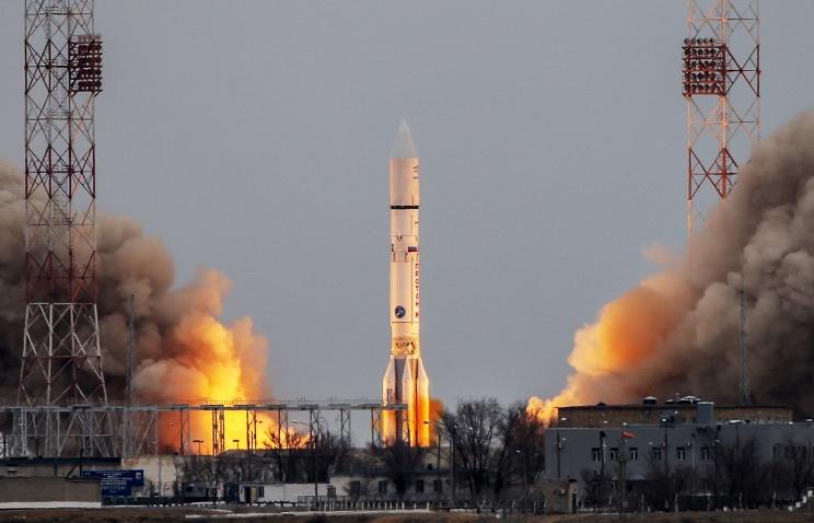 Американский спутник будет доставлена наорбиту русской ракетой