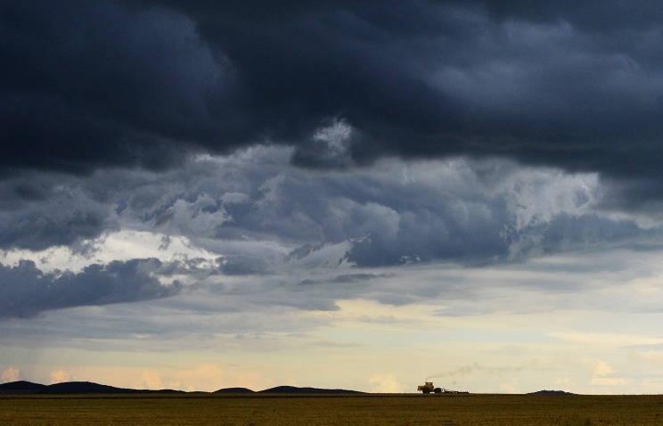 Томские ученые создали систему предсказания рискованных погодных явлений
