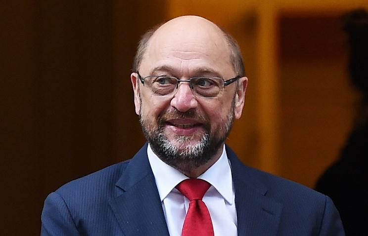 Прежний  руководитель  Европарламента будет конкурентом Меркель навыборах