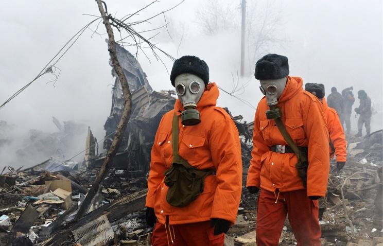 Комиссия порасследованию крушения Boeing под Бишкеком завершила работу