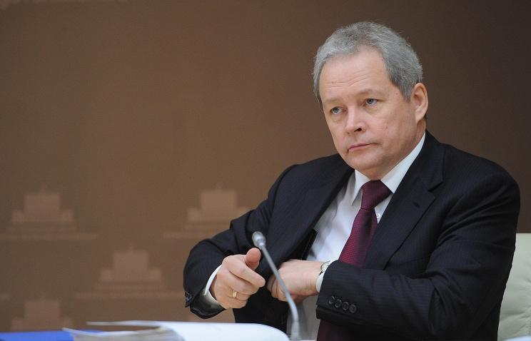 Экс-губернатор Пермского края сейчас глава Ространснадзора— Пошел наповышение