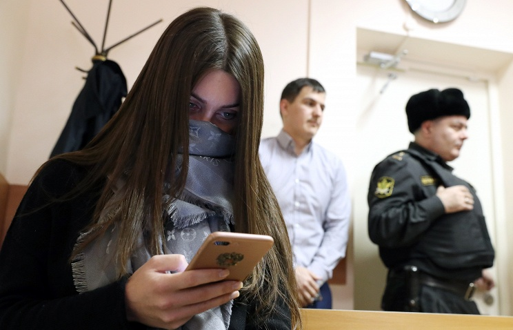 Суд приговорил Мару Багдасарян к1 году исправительных работ