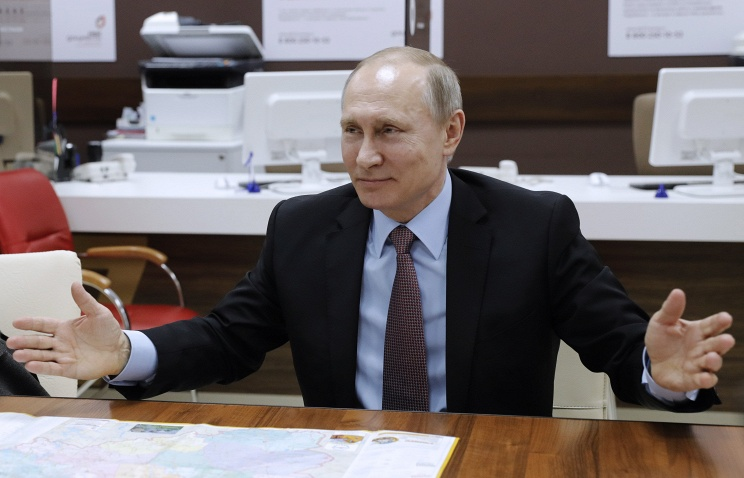 Путин сравнил микрофинансовые организации состарухой-процентщицей Достоевского