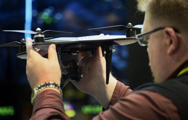 Суд вСША отменил регистрацию дронов