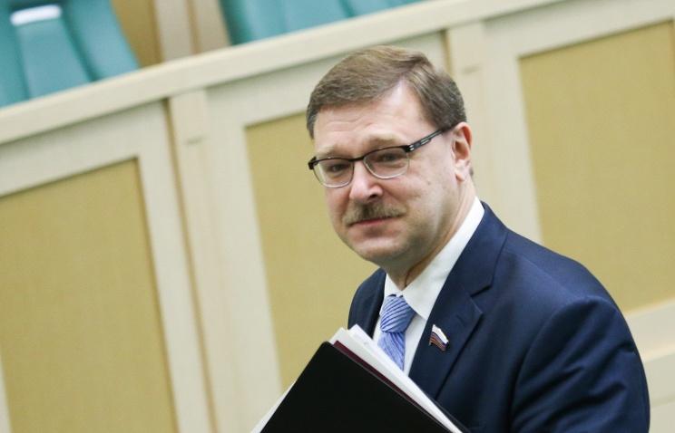 США ожидают предлога для удара поСирии— Алексей Пушков