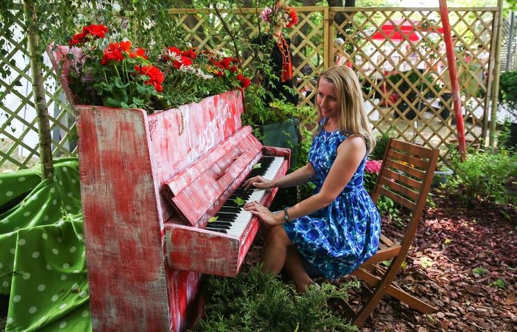 Фестиваль «Цветочный джем» пройдет в российской столице с20июля по6августа
