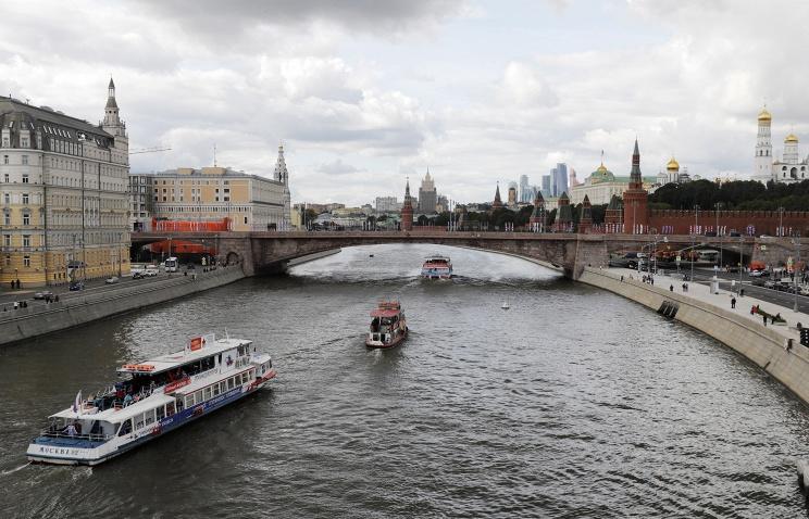 «Желтый» уровень опасности объявили вМосковской области на4октября из-за ветра