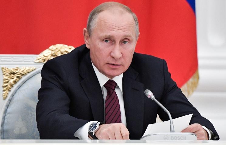 «Необходимо наибольшее количество недорогих билетов наЧМ-2018»— Владимир Путин
