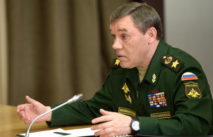 Генштаб: Ядерные силы Российской Федерации могут нанести неприемлемый вред любому агрессору
