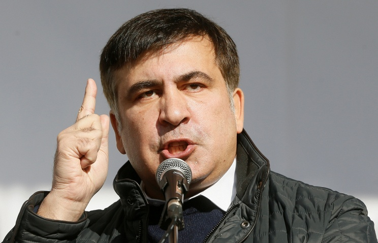 Саакашвили пообещал украинским властям устроить «марш миллионов»