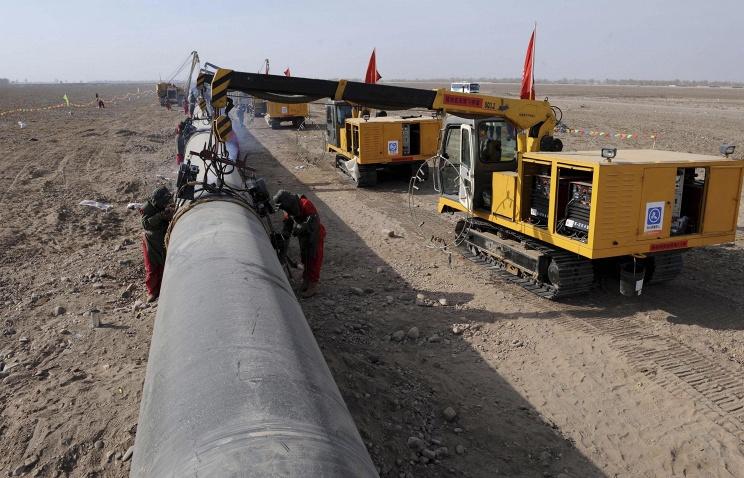 Завершилось строительство 2-ой веточки нефтепровода Мохэ— Дацин
