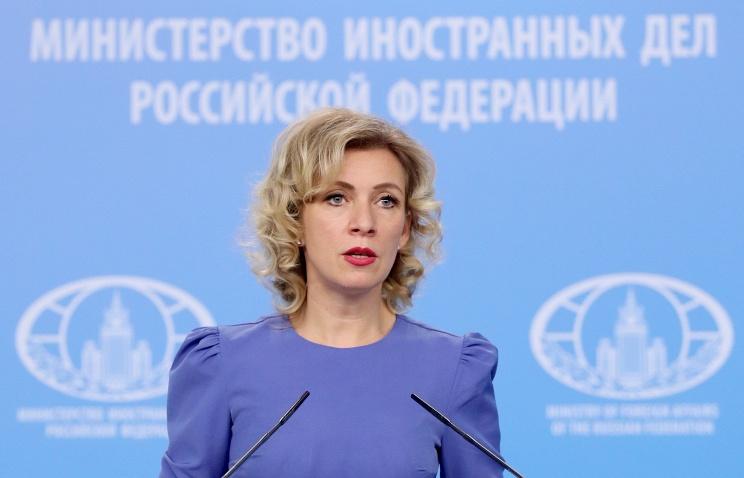 Захарова: обвинения Мэй вадрес РФ безответственны ибезосновательны