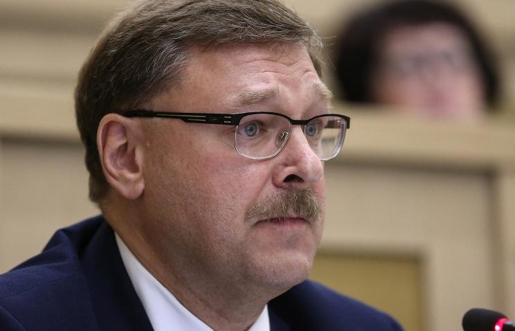 Сенатор назвал обвиняющихРФ вовмешательстве политиков «лигой неудачников»