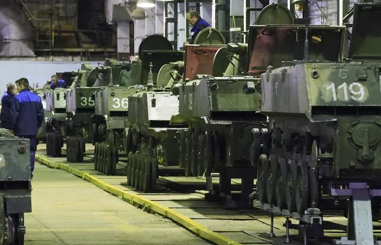 Суд начал процедуру банкротства предприятия «Тракторные заводы»