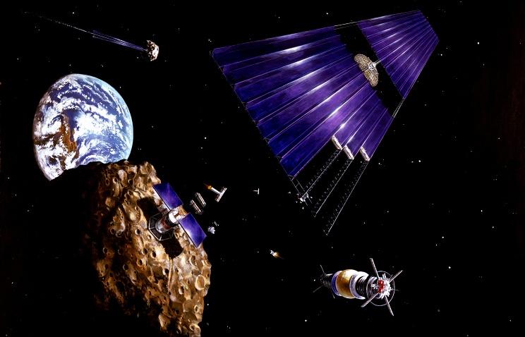 NASA объявило прием заявок набурение почвы наЛуне