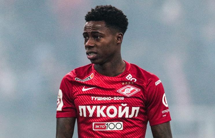 Назван лучший футболист чемпионата Российской Федерации 2017 года