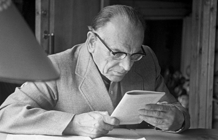 Писатель Константин Паустовский был кандидатом наНобелевскую премию