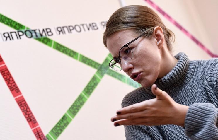 «Президентские выборы— нецель»: Собчак поведала о собственных политических амбициях