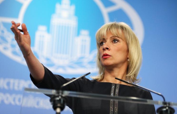 Захарова: чем больше запрещают русским наОлимпиаде, тем сильнее самосознание россиян