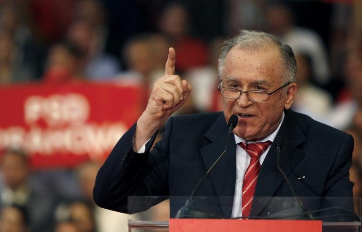 Экс-президента Румынии обвинили в правонарушении против человечности